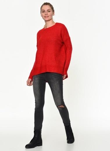 Vero Moda Triko Kırmızı
